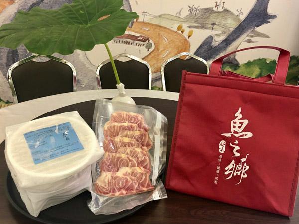 養生銀耳龍首鍋-禮盒裝(2000cc/包)